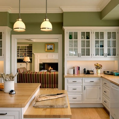 Green Kitchen Remodeling, Green Home Builders, Alaska