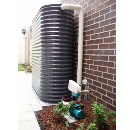 Rainwater Harvesting Systems - Green Home Builders Center Point, Iowa